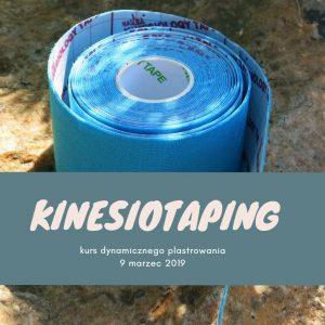 Kinesiotaping dynamiczne plastrowanie